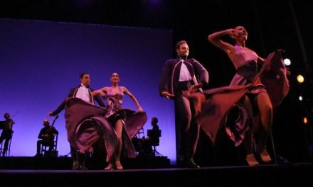 Antonio Najarro consigue la sintonía perfecta entre el baile flamenco y la danza clásica con 'Alento' en el Cante de las Minas
