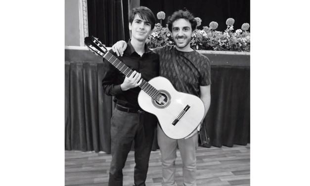 José Daniel Salceda: «El premio ha sido la cereza del pastel. Desde que llegué a Mula he disfrutado de la ciudad, la música y de quienes ya son mi familia»