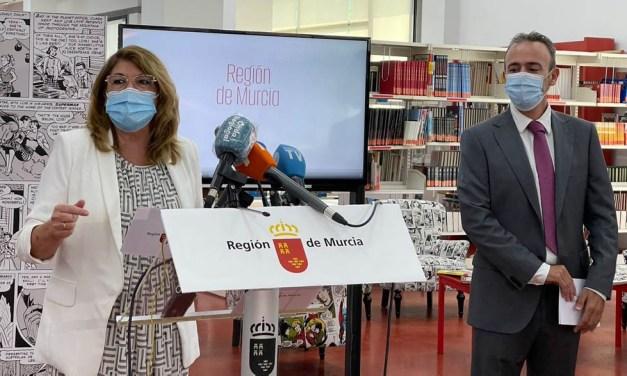 La Biblioteca Regional trae a Murcia a los escritores Manuel Vilas, Fernando Savater, Luis Alberto de Cuenca, Andrés Neuman y Manuel Jabois