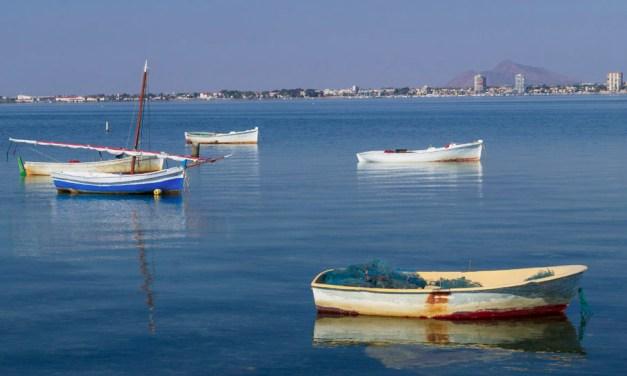El Mar Menor o la laguna que fue
