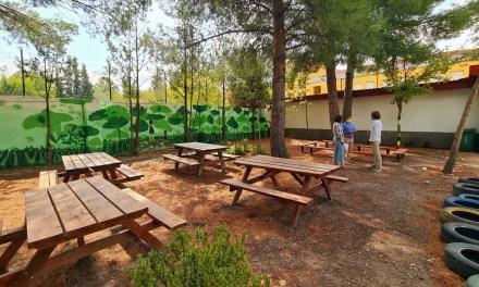 El Ayuntamiento de Caravaca ha continuado este verano con la realización de obras del Plan Municipal de Mejora de Centros Educativos