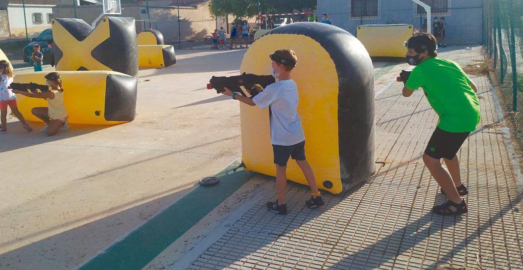 El Romero Naturaventura de Bullas incorpora a sus servicios el Laser Combat