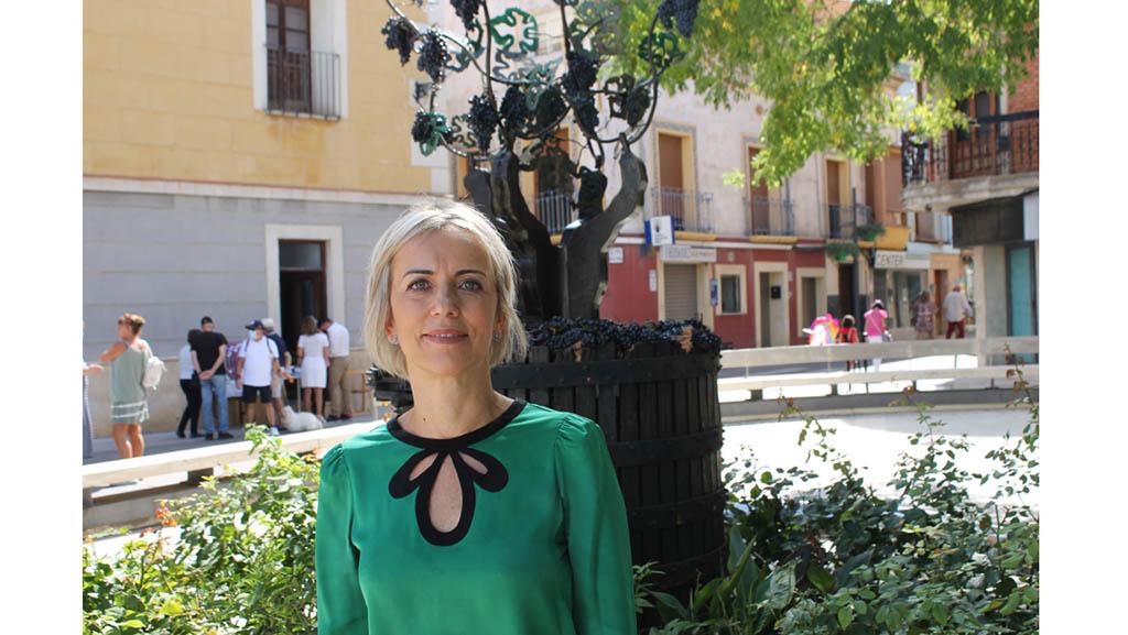 Águeda Fernández: «El mercadillo El Zacatín es el reclamo turístico más conocido de Bullas»