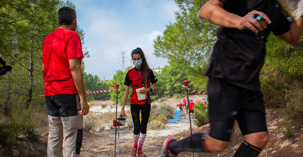 Se celebra en Calasparra la 10º Carrera Liga Regional Murciana de Orientación 2021 y 3º Carrera Liga del Sureste 2021