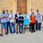 El Castillo de Caravaca cuenta con un nuevo sistema de códigos para facilitar el recorrido guiado a personas con discapacidad intelectual, visual y auditiva