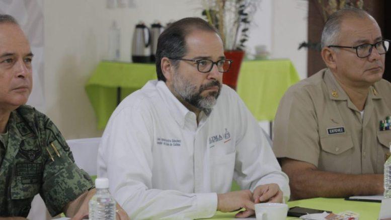 Gobernador del Estado de Colima, José Igancio Peralta Sánchez | Foto: Gobierno del Estado