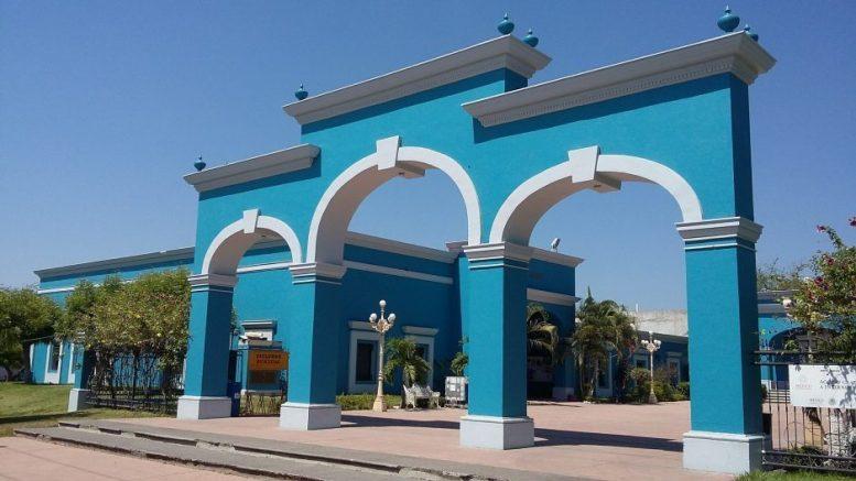 Casa de la Cultura en Villa de Álvarez | Foto: especial