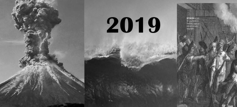 Bienvenidos al 2019!