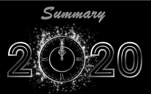 Summary Year 2020
