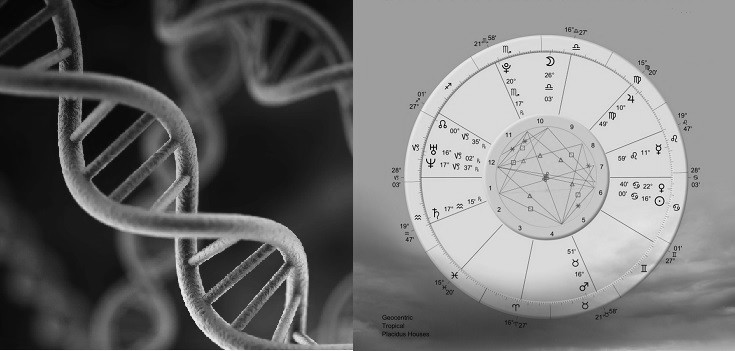 DNA & the Natal Chart