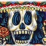 Como hacer calaveritas con amor y amistad para el dia de los muertos y hallowen