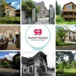 8 casas para vivir un Halloween de miedo con Guest to Guest
