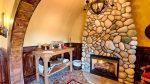 La increíble decoración de una casa hobbit en Estados Unidos