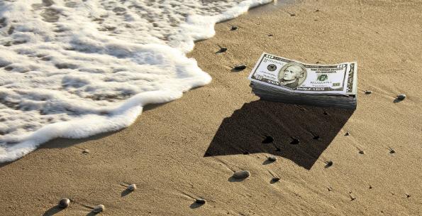 dolares playa