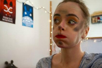 Color Makeup Challenge