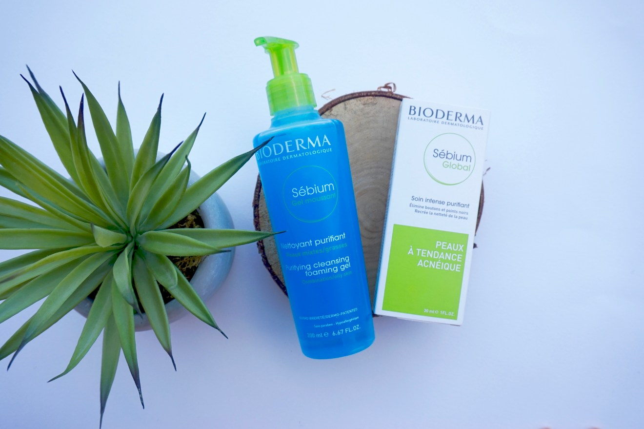 Avis gamme Sébium Bioderma anti acné
