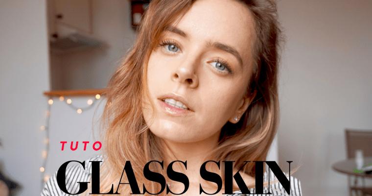 Comment adopter la Glass Skin coréenne ?  Dernière tendance K-Beauty !