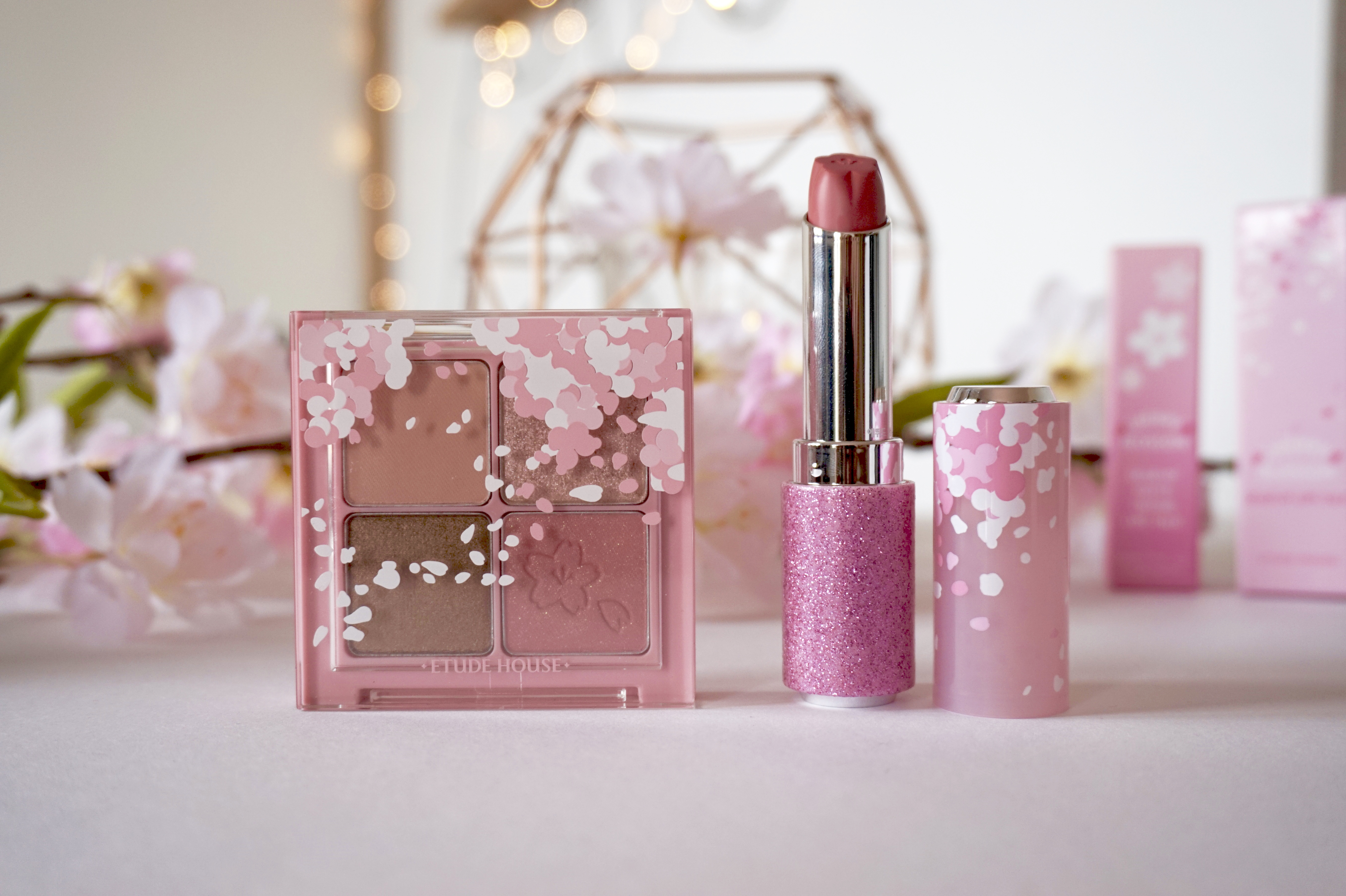 Revue Collection Etude House Cherry Blossom !