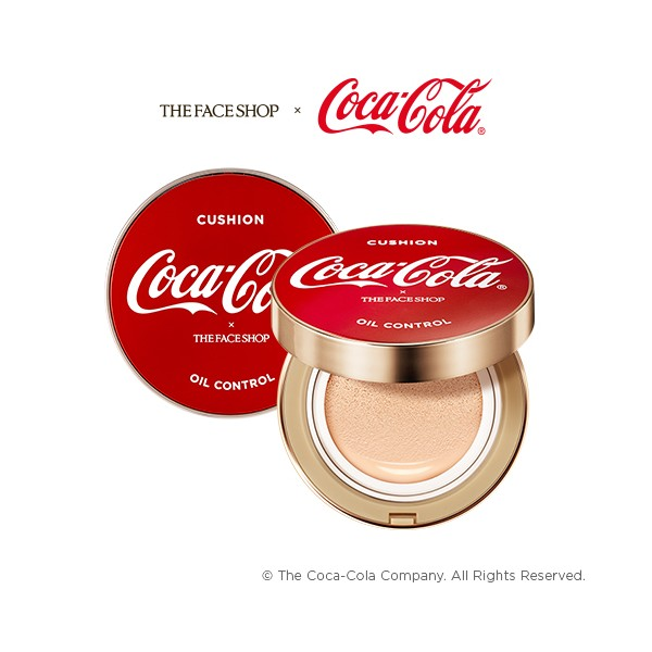Collection Coca-Cola x The Face Shop