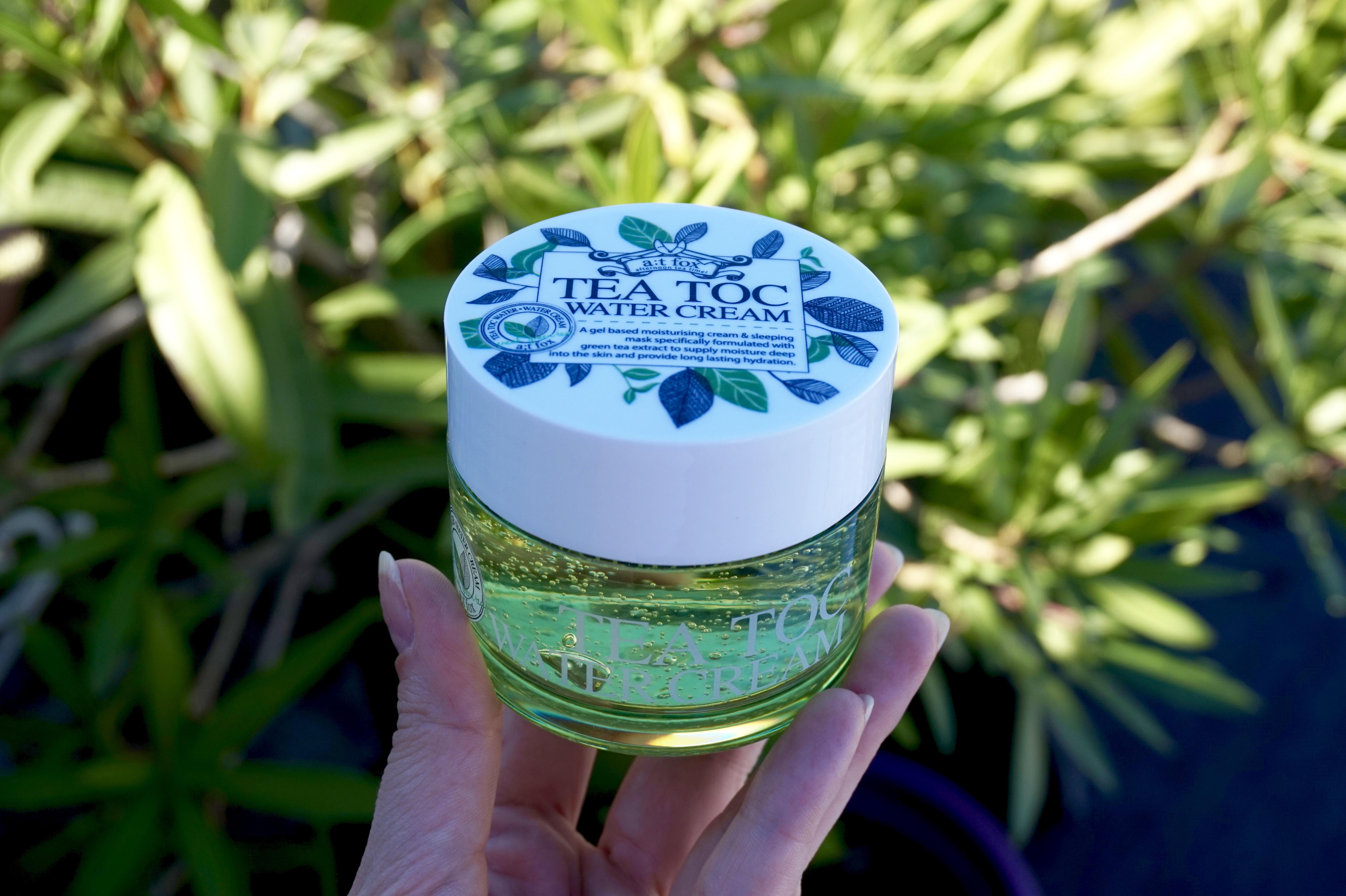 Crème Visage pour peaux grasses A.T FOX sur TesterKorea