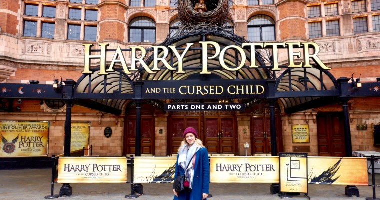 Vlog Harry Potter Londres ⚡️ – Voie 9 3/4, Minalima & plus !