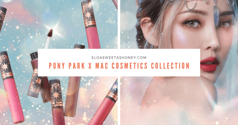 Collection Pony Park & MAC Cosmetics : le couronnement de la K-Beauty