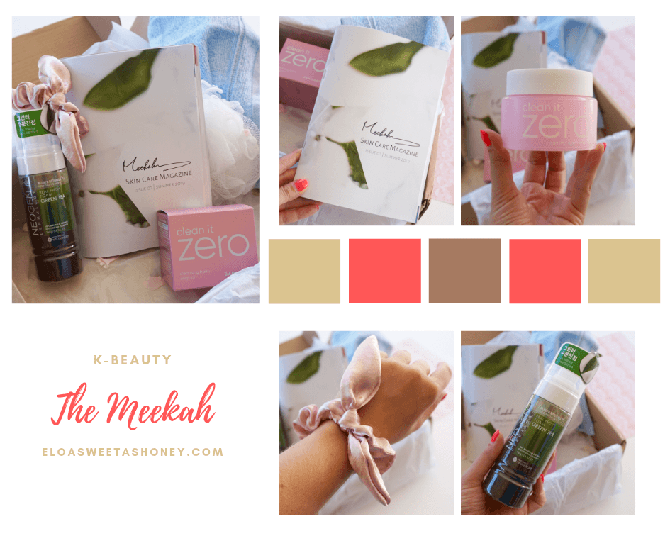 Unboxing K-Beauty Skincare The Meekah