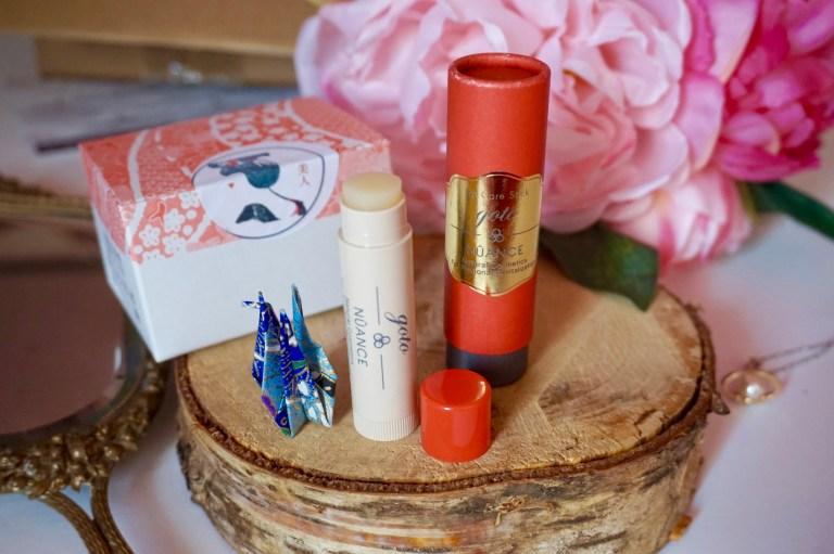 Baume à lèvres japonais Bijin