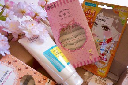 haul cosmétiques coréens japonais yesstyle