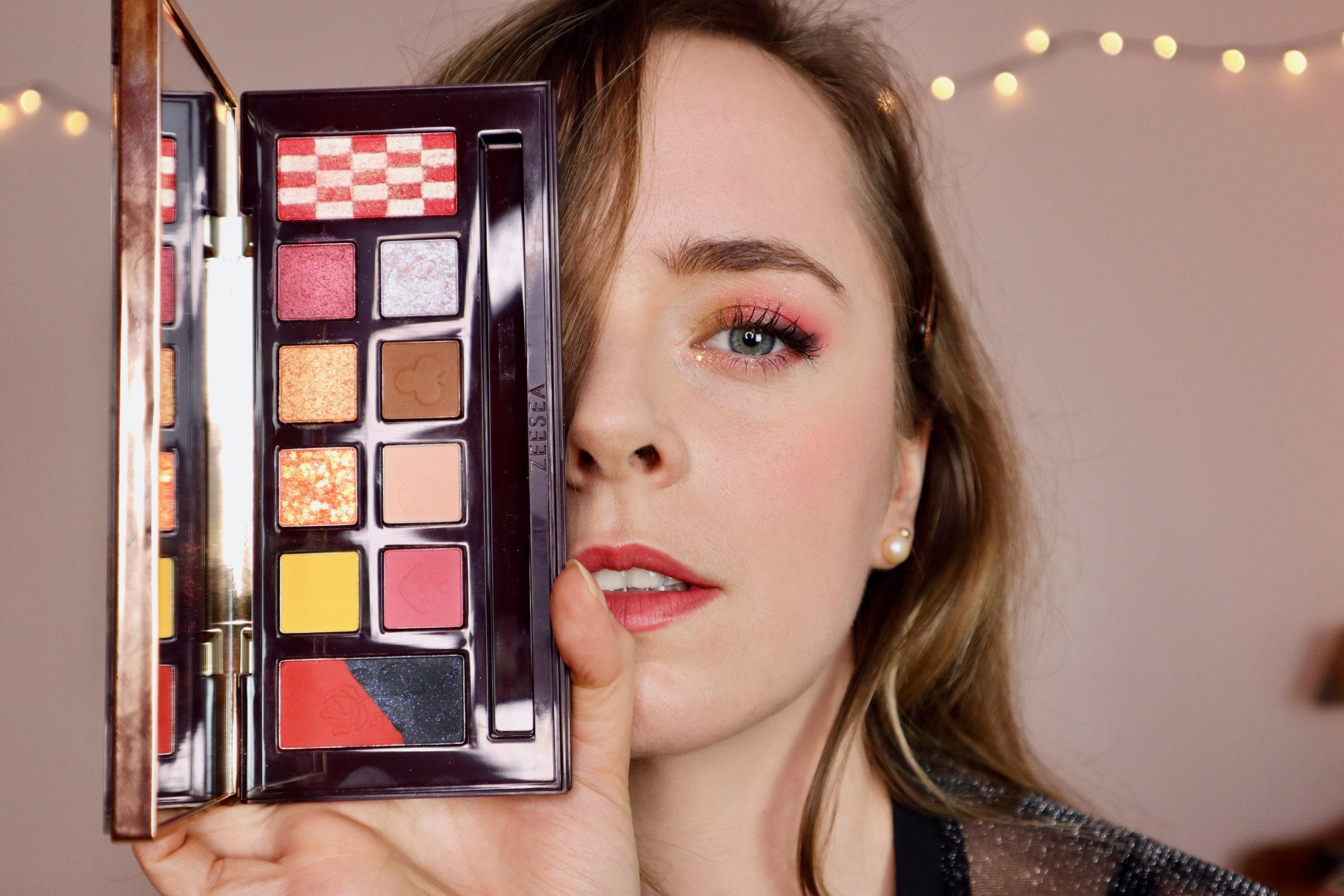 Maquillage Alice au pays des merveilles Zeesea
