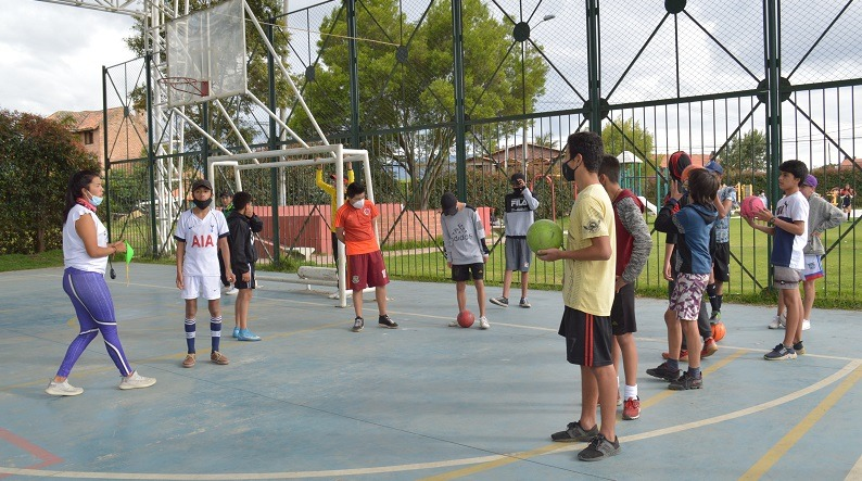 Cajicá: Crean club deportivo en Santa Inés