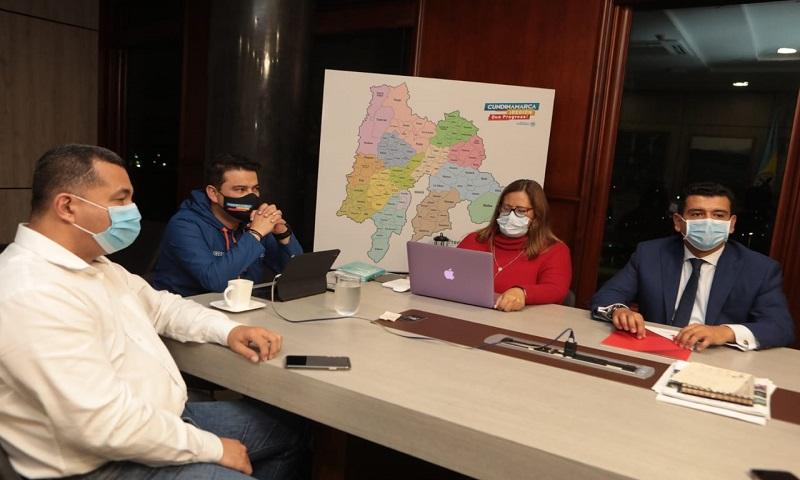 Cundinamarca: Toque de queda del jueves 25 al lunes 5 de abril
