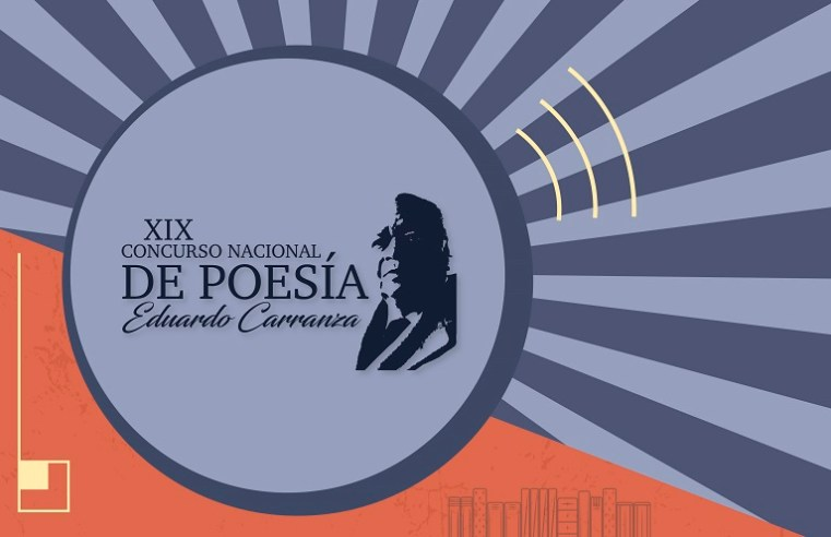 Abiertas inscripciones para Concurso Nacional de Poesía Eduardo Carranza