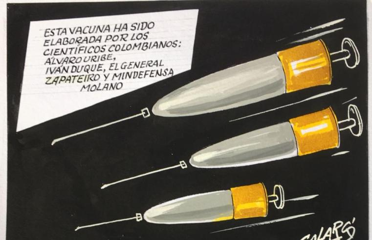 Opinión: La Caricatura de Calarcá