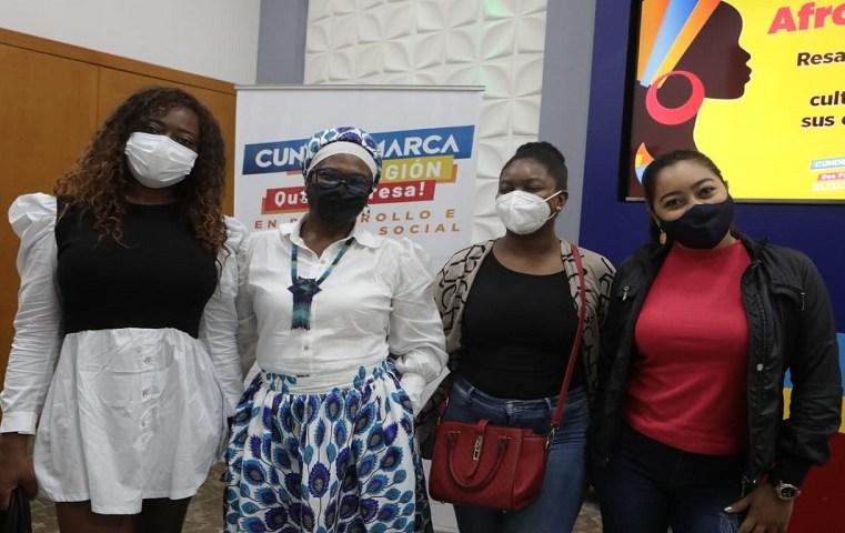 Gobernación de Cundinamarca conmemoró  Día de la Afrocolombianidad