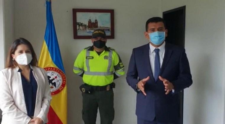 Secretaría de Transporte inicia convenio de seguridad vial con Gachancipá