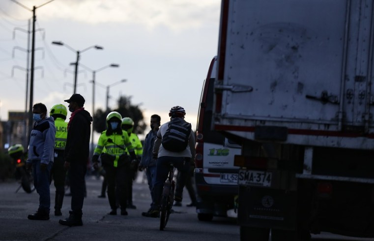 Detenidos presuntos responsables de daños a la alcaldía de Gachancipá