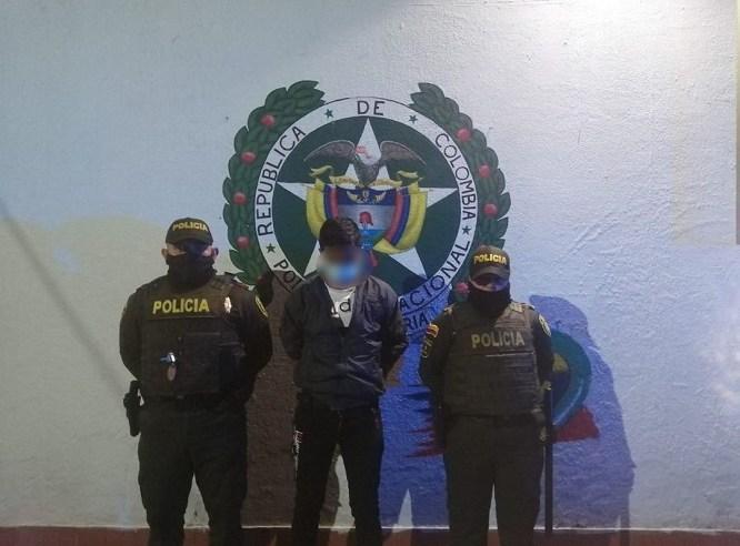 Zipaquirá: Capturan a un hombre por presunto homicidio agravado