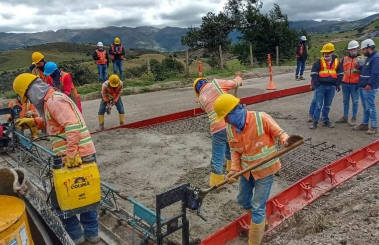 Idaco suscribirá 858 convenios para obras de infraestructura