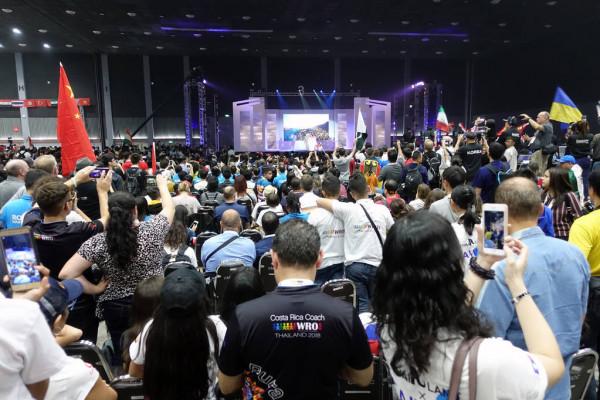 Colombia le apunta a los World Robot Olympiad 2021