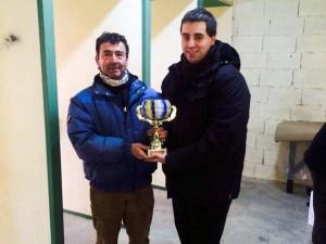 Luis Montaner brillante campeón de la segunda fase  / Foto: CT Loreto