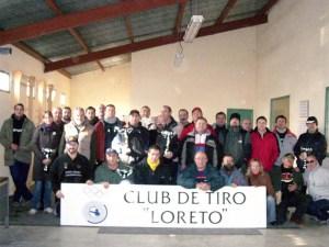 Tiradores del campeonato / Foto: CT Loreto