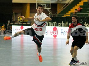 Nicilas Bonnano / Foto: Pasion Handball