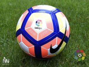 Balón para la temporada 2016-17 / Foto: LFP
