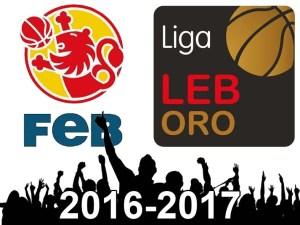 leb oro 2016-2017