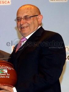 Jaime Ferrer en la Gala del Deporte de este año / Foto: C.Pascual