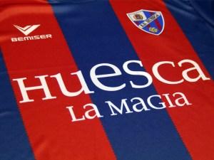 Camiseta de la SD Huesca para la eliminatoria de copa / Foto: SD Huesca