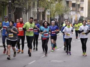 Momento de la carrera / Foto: Miguel García
