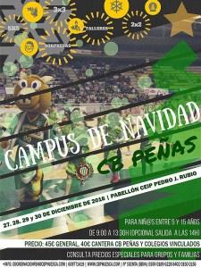 Cartel del campus 2016