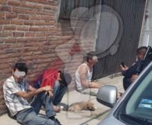 SSPM y PoEs realizan detención de cuatro personas, armas y droga